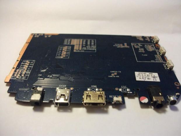 Die Rückseite des Gooseberry Boards