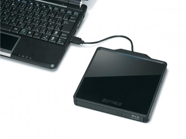 Buffalo-Mediastation BRXL-PC6U2B - braucht ein... (Bild: Hersteller)