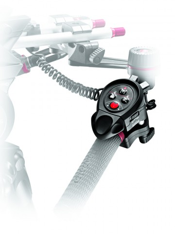 Manfrotto Follow-Focus-Fernbedienung (Bild: Manfrotto)
