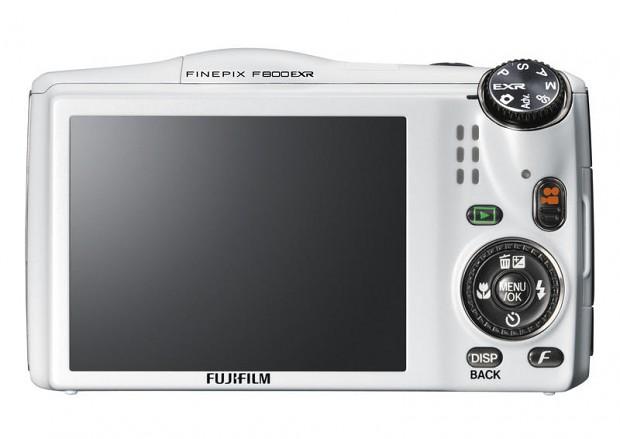 Fujifilm Finepix F800EXR (Bild: Fujifilm)