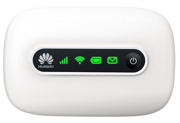 Huawei E5331 - mobiler WLAN-Zugang für GSM, Edge, GPRS und UMTS (Bild: Hersteller)