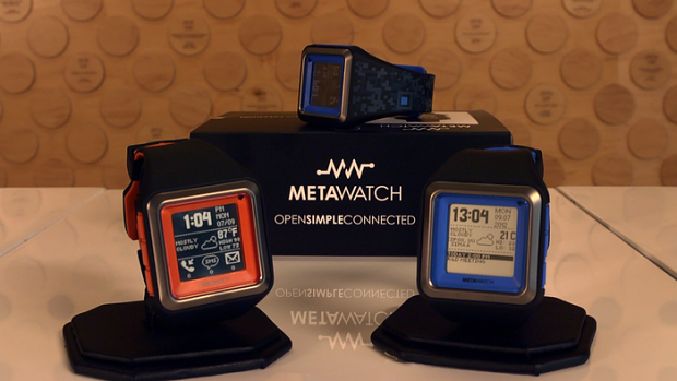 Metawatch Strata (Bild: Metawatch)