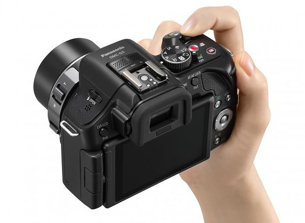 Panasonic Lumix G5 (Bild: Panasonic)