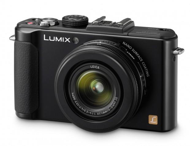 Panasonic Lumix LX7 (Bild: Panasonic)