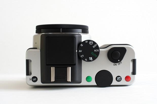 Pentax K-01  (Bild: Andreas Donath)