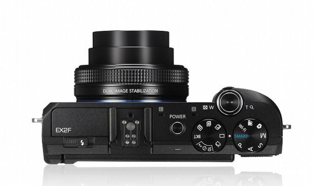 Samsung EX2F (Bild: Samsung)