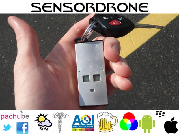 Sensordrone (Bild: Kickstarter)