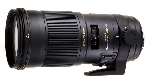 Sigma APO Makro 180mm F2.8 EX DG OS HSM (Bild: Sigma)