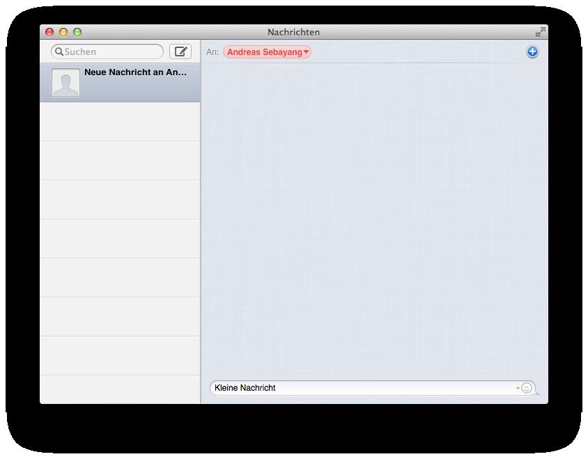 Mac OS X 10.8 Mountain Lion im Test: Apples Desktop-iOS mit komplizierter iCloud - Messages