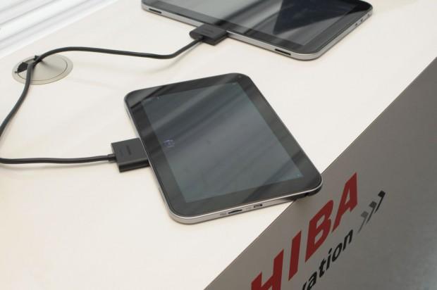 Toshiba AT270 (Bilder: Andreas Sebayang/Golem.de)