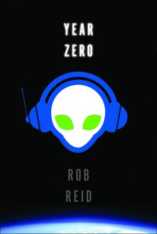 """Cover von """"Year Zero"""". Der Roman von Rob Reid erscheint am 10. Juli 2012 bei Del Rey/Random House. (Quelle: Del Rey/Random House)"""