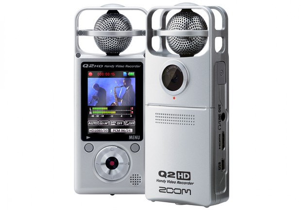 Zoom Q2 HD (Bild: Zoom)
