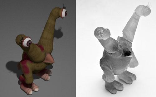 Addon: Aus der Animationssoftware auf den 3D-Drucker -