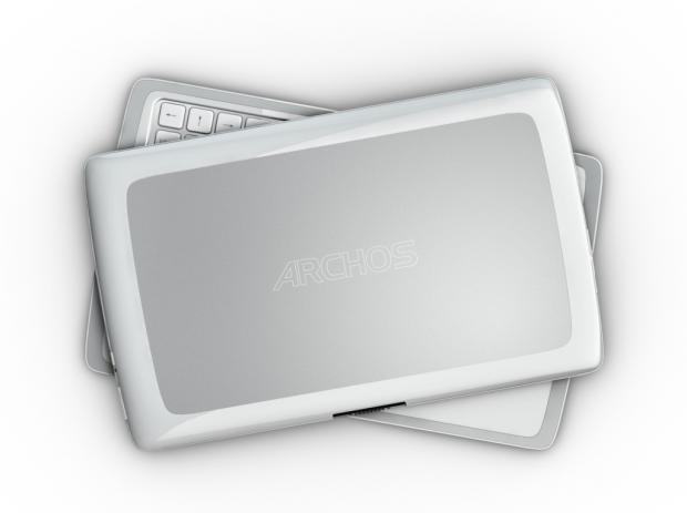 101 XS mit Coverboard (Quelle: Archos)