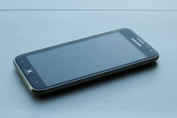 Samsung Ativ S mit Windows Phone 8 (Quelle: Microsoft)