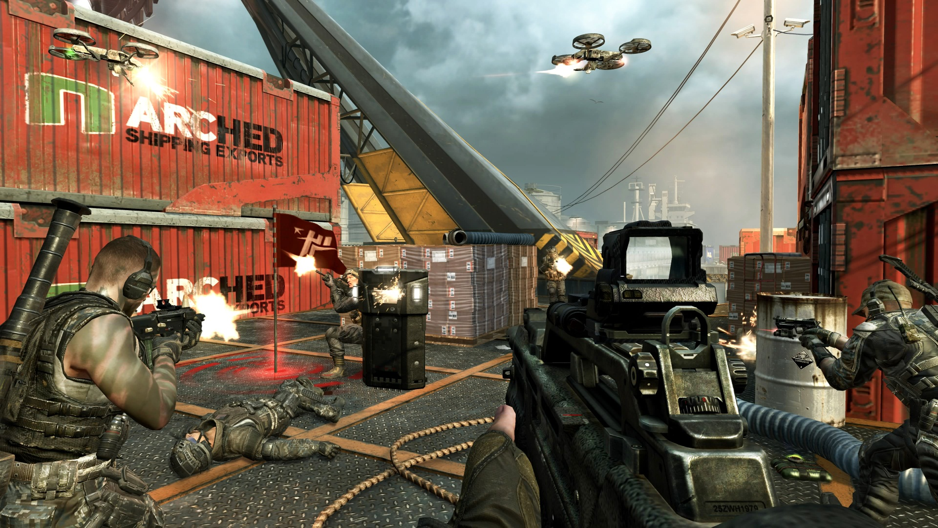 Call of Duty Multiplayer angespielt: Black Ops 2 auf dem iPad - Call Of Duty: Black Ops 2