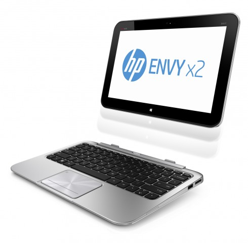 HP Envy x2 mit Windows 8