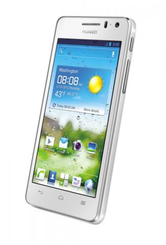 Ascend G600 (Quelle: Huawei)