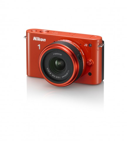 Nikon 1 J2 (Bild: Nikon)