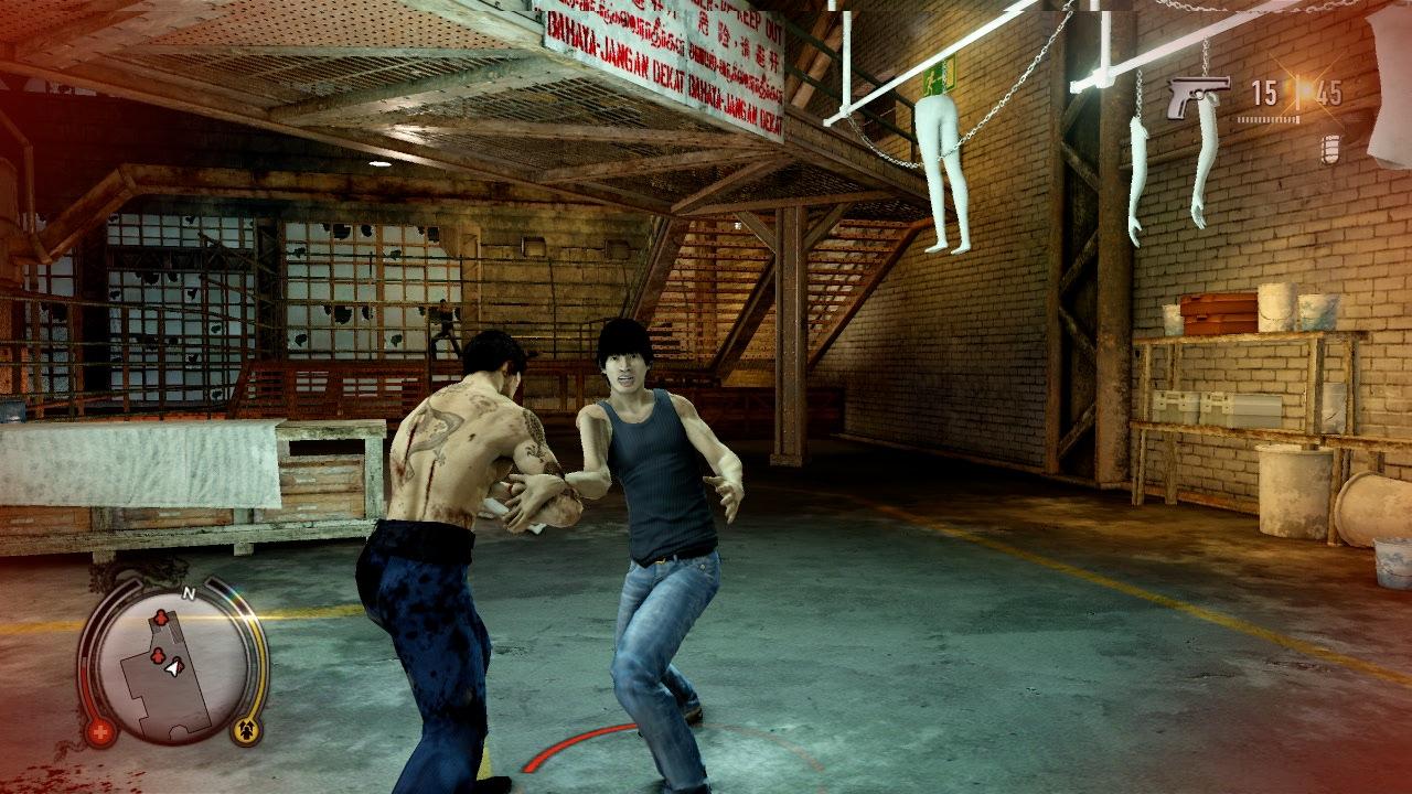 Test-Video Sleeping Dogs: Undercover-Cop aus China zeigt GTA die Fäuste - Sleeping Dogs