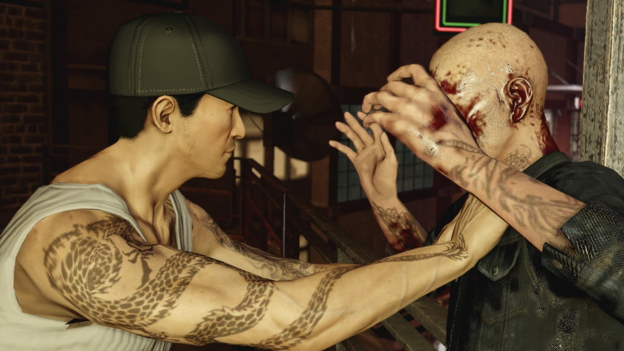 Test-Video Sleeping Dogs: Undercover-Cop aus China zeigt GTA die Fäuste - Sleeping Dogs