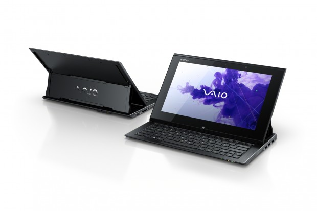 Sony Vaio Duo 11 i Slider-Design