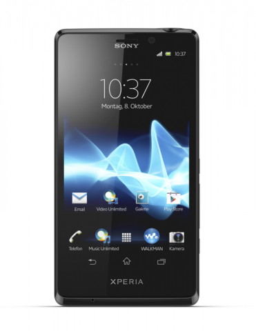 Xperia T (Quelle: Sony)