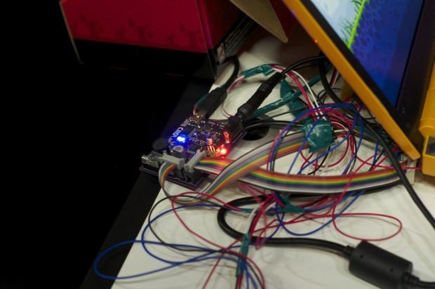 Arduino-Board für die Steuerung