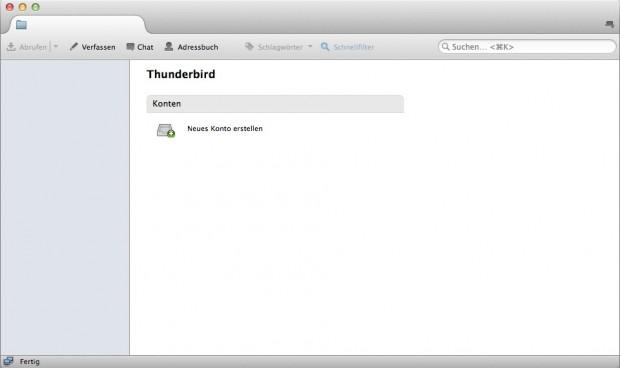 "Thunderbird 15 mit neuem Design ""Australis"""