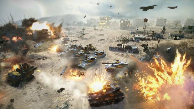 Command and Conquer: Generals 2 (Screenshot: EA)