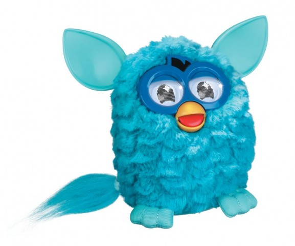 Furby Plush (Bild: Amazon UK)