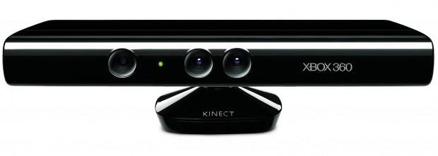 Der Kinect-Sensor für die Xbox 360 (Bild: Microsoft)