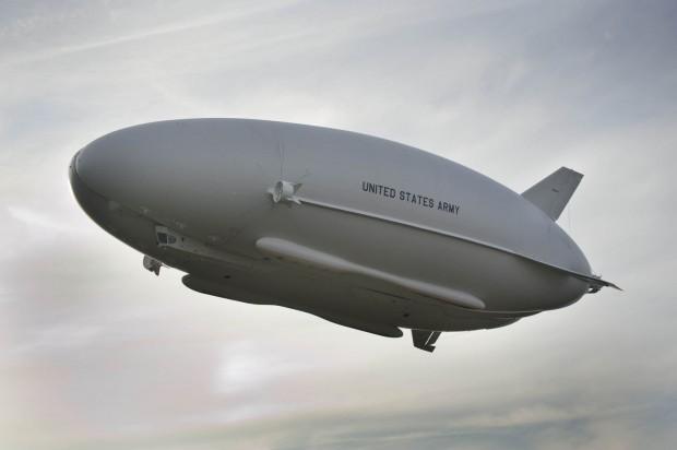 LEMV beim ersten Flug (Bild: US-Army)