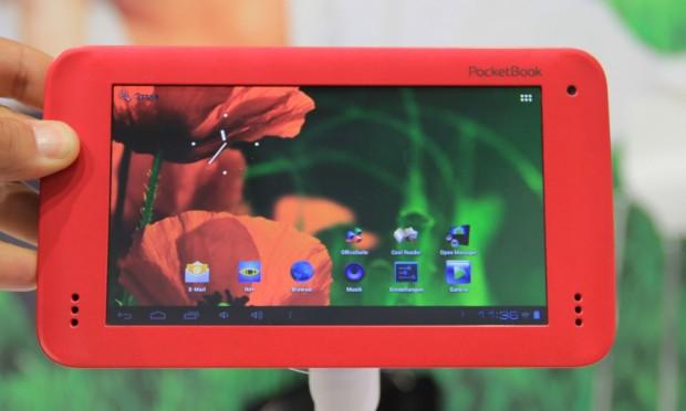 Surfpad, das Android-Tablet von Pocketbook (Foto: Werner Pluta/Golem.de)