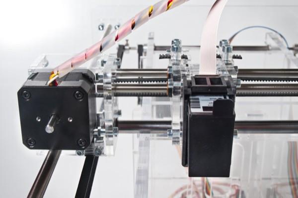 3D-Drucker Pwdr (Foto: Alex Budding)