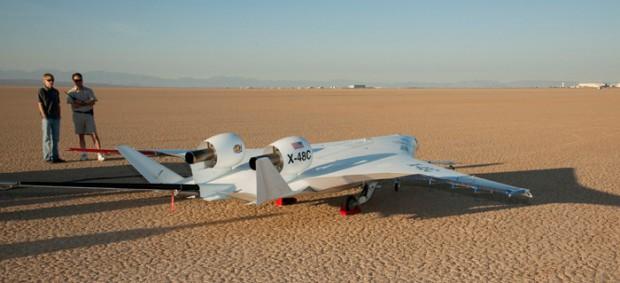 X-48C (Foto: Nasa)