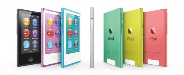Apple iPod Nano (Bild: Apple)