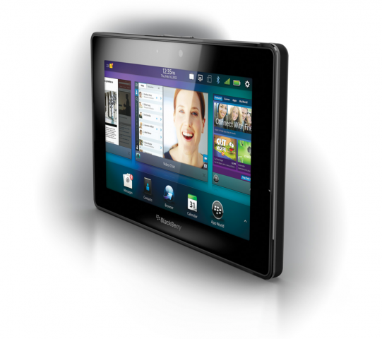 Blackberry Playbook 3G+ (Quelle: RIM)
