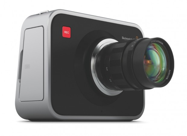 Blackmagic Cinema Camera MFT (Bild: Blackmagic)