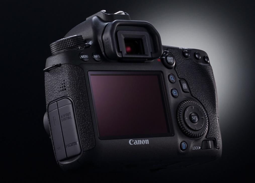 EOS 6D: Canon mit kleiner und preiswerter Vollformatkamera - Canon EOS 6D (Bild: Canon)