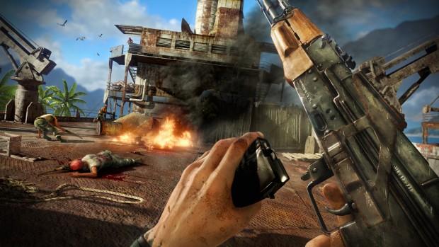 Far Cry 3 (von Ubisoft bearbeitet)