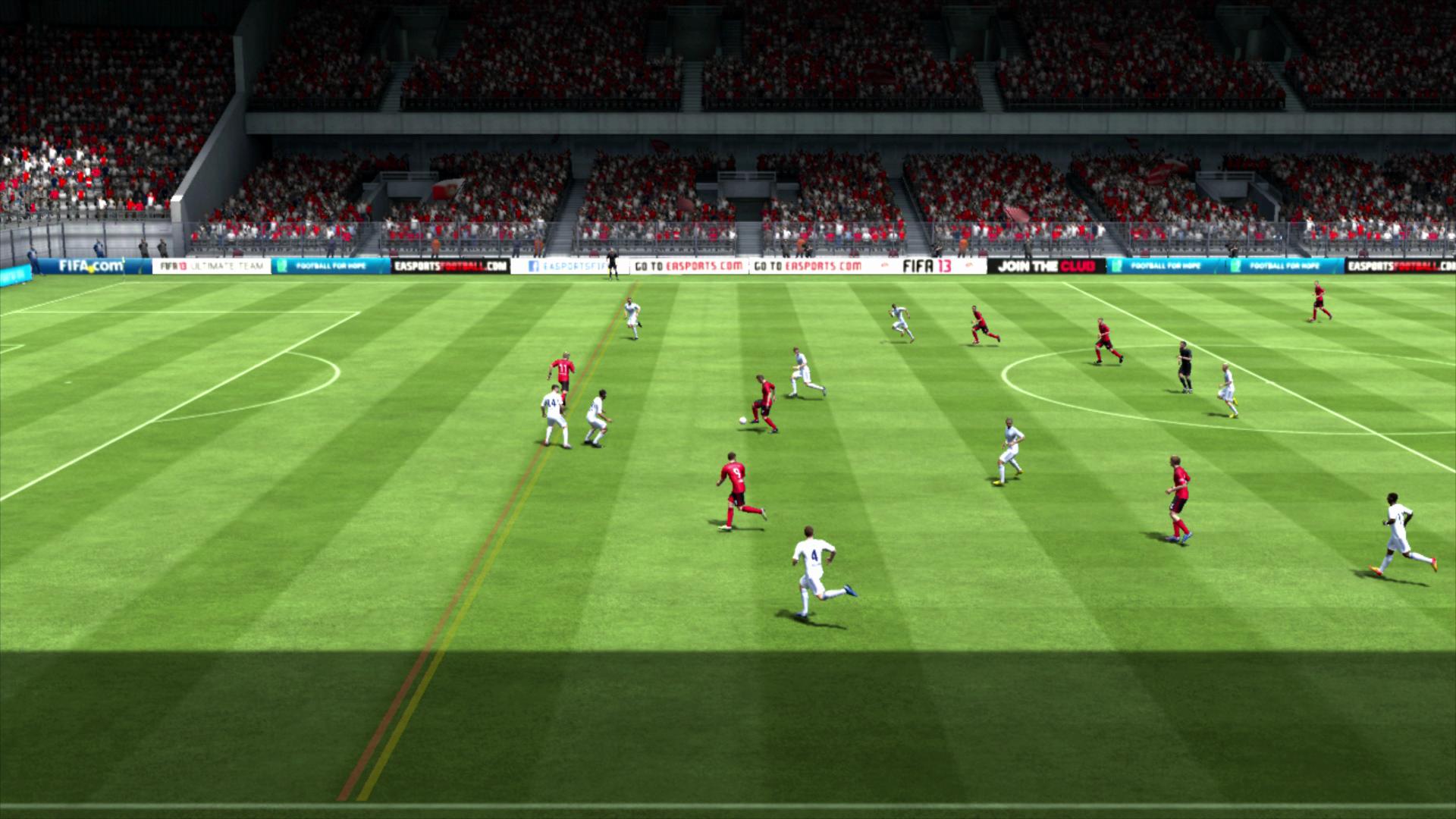 Test Fifa 13: Mehr Realismus dank Stolperfußball? - Abseits, kein Abseits?