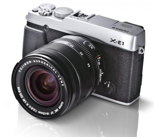 Fujifilm X-E1 (Bild: Fujifilm)
