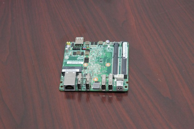 Intels Minirechner (Bilder: Andreas Sebayang/Golem.de)