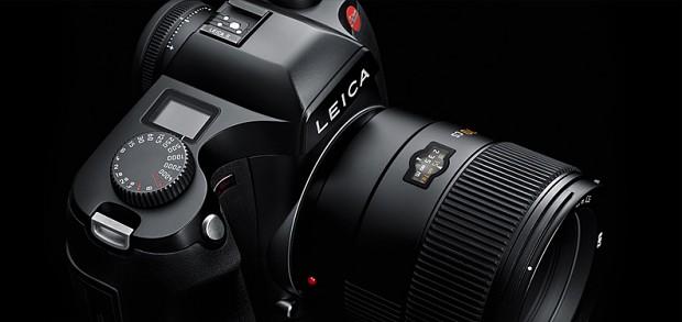 Leica S (Bild: Leica)