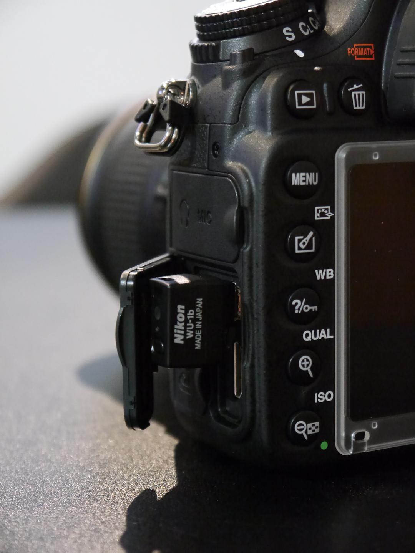 Vollformatkamera: Nikon D600 lässt sich mit Tablets und Smartphones steuern -