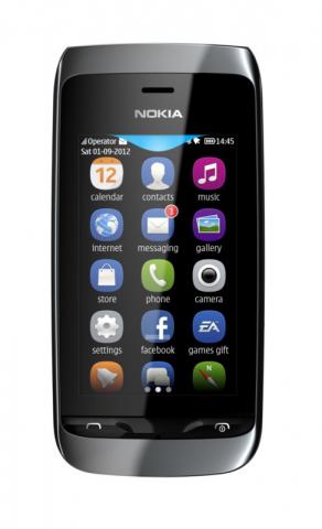 Asha 309 (Bild: Nokia)