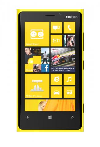 Lumia 920 (Quelle: Nokia)