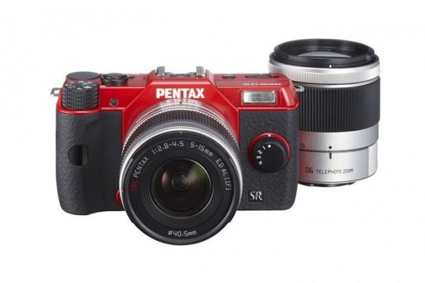 Pentax Q10 (Bild: Pentax)