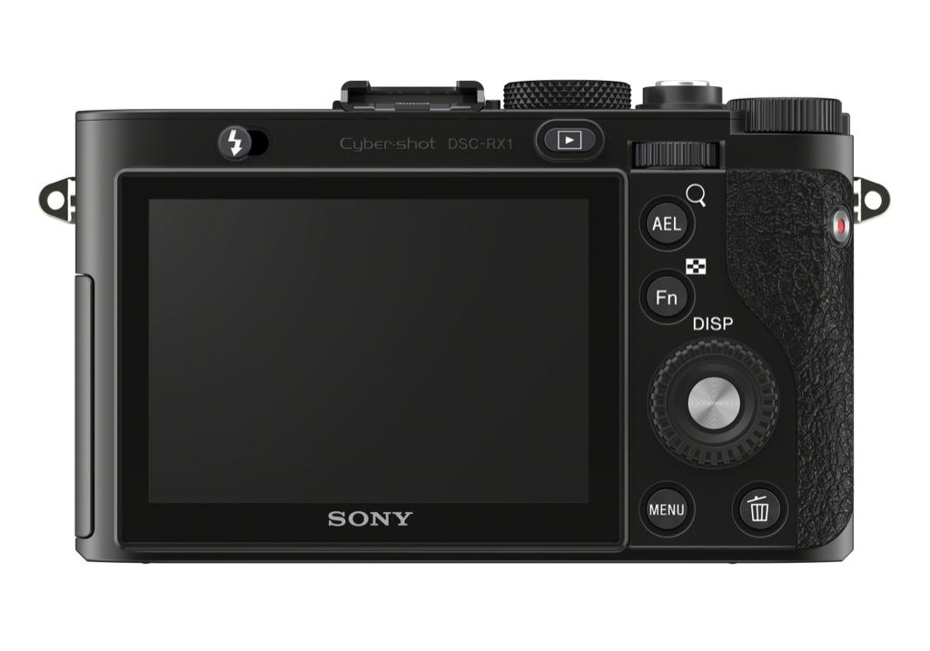 Sony Cybershot DSC-RX1: Vollformat in Kompaktkamera für 3.100 Euro - Sony Cybershot DSC-RX1 (Bild: Sony)